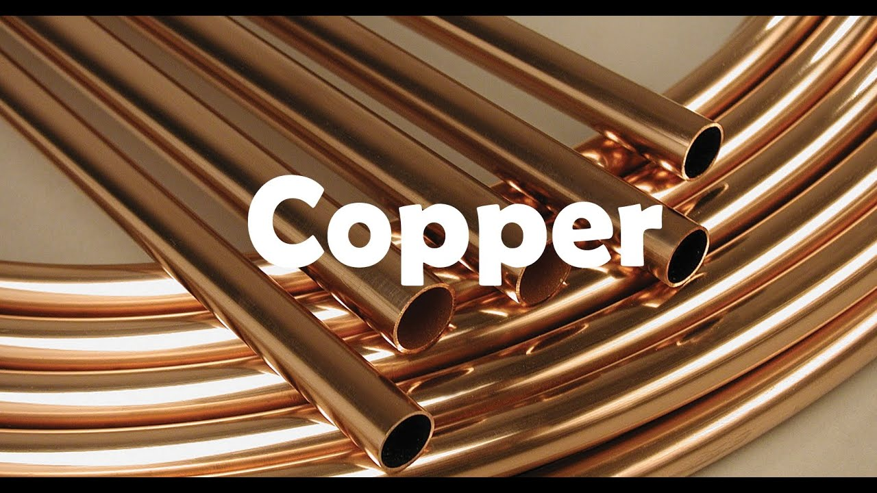Commodity copper tips today